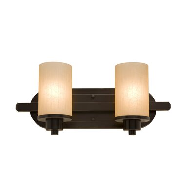 Artcraft Lighting Parkdale 2 Light Bath Vanity Light