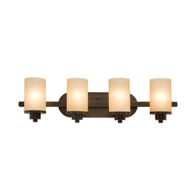 Artcraft Lighting Parkdale 4 Light Bath Vanity Light