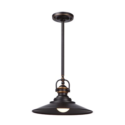 Artcraft Lighting Heath 1 Light Pendant