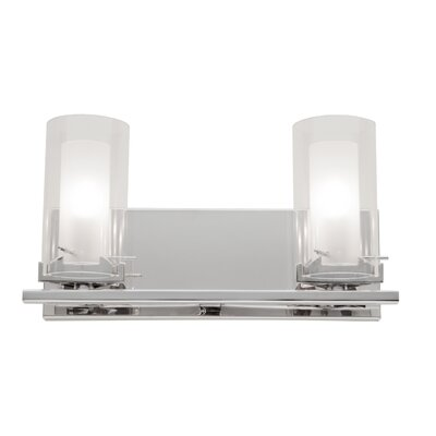Artcraft Lighting Westmount 2 Light Bath Vanity Light