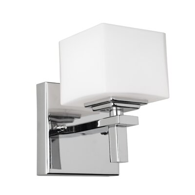 Artcraft Lighting Detroit 1 Light Bath Vanity Light