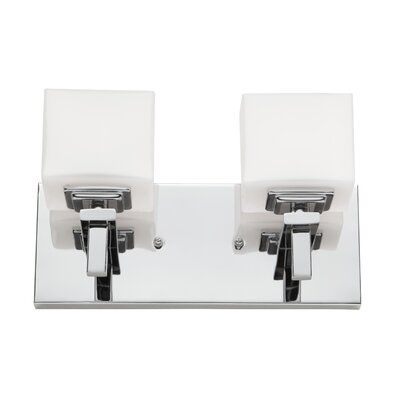 Artcraft Lighting Detroit 2 Light Bath Vanity Light