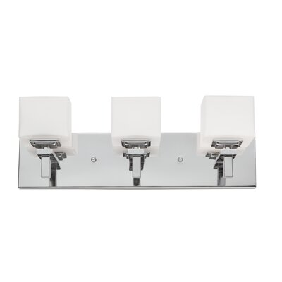 Artcraft Lighting Detroit 3 Light Bath Vanity Light