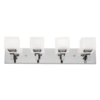 Artcraft Lighting Detroit 4 Light Bath Vanity Light