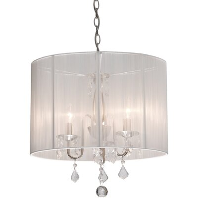 Artcraft Lighting Claremont Oval Mini Chandelier