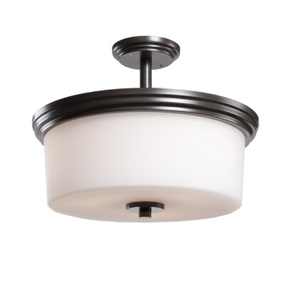 Artcraft Lighting Russell Hill 3 Light Flush Mount