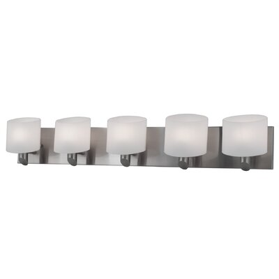 Artcraft Lighting Courtleigh 5 Light Bath Vanity Light