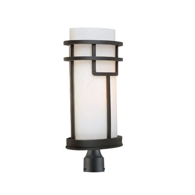 Artcraft Lighting Daytona 1 Light Outdoor Post Lantern