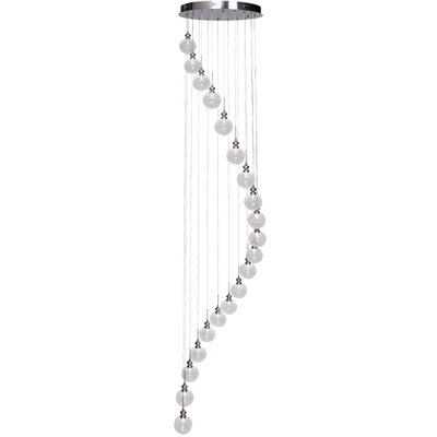 Artcraft Lighting Yale 20 Light Chandelier