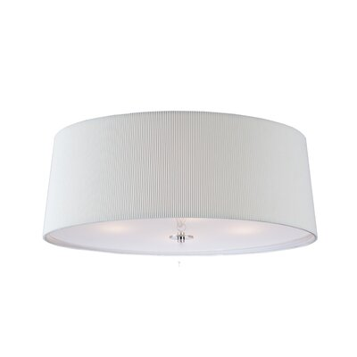 Artcraft Lighting Oslo 4 Light Flush Mount