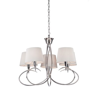 Artcraft Lighting Oslo 5 Light Chandelier