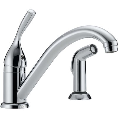 Delta Classic Single Handle Single Hole Kitchen Faucet