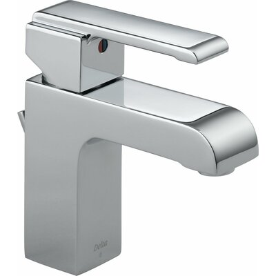 Arzo Series Single Hole Bathroom Faucet with Single Handle - 586LF-MPU