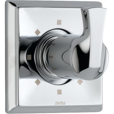 Delta Dryden 3 Port 6 Setting Diverter Trim