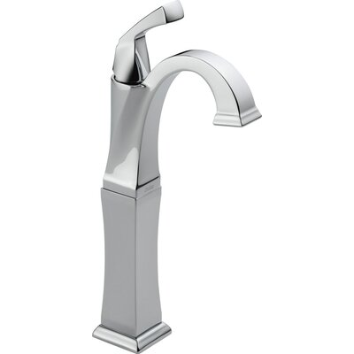 Dryden Single Hole Bathroom Faucet with Single Handle - 751-DST