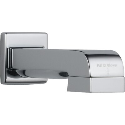 Delta Arzo Wall Mount Diverter Tub Spout Trim