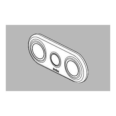 18 Series Small Escutcheon - RP34792