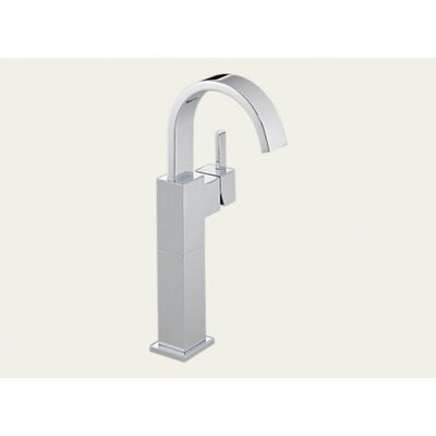 Vero Single Hole Bathroom Faucet with Single Handle - 753LF / 753LF-SS