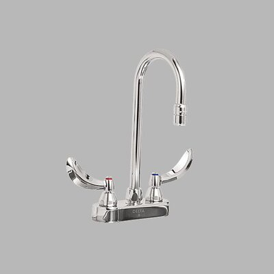 DL Double Handle Centerset Kitchen Faucet