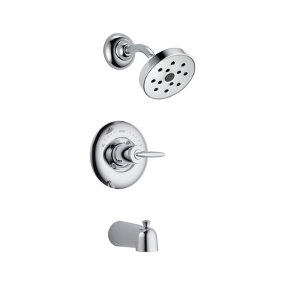 Delta Grail Diverter Tub and Shower Faucet Trim