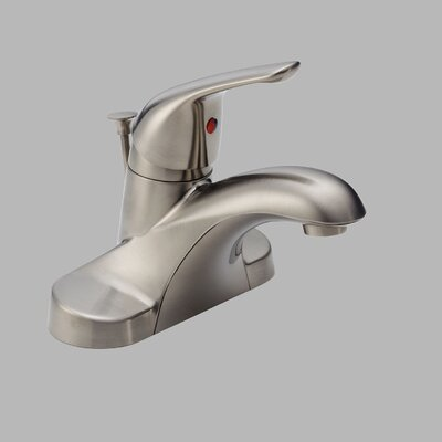 Delta Centerset Bathroom Faucet with Single Handle