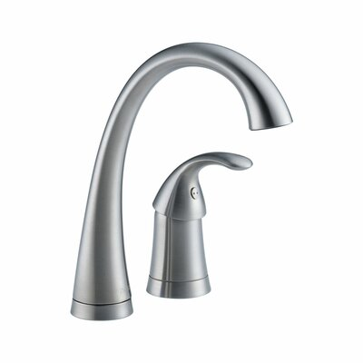 Pilar Single Handle Single Hole Bar Kitchen Faucet
