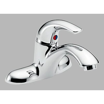 Single Handle Centerset Bathroom Faucet - 22C131