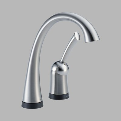 Delta Pilar Single Handle Single Hole Bar Kitchen Faucet