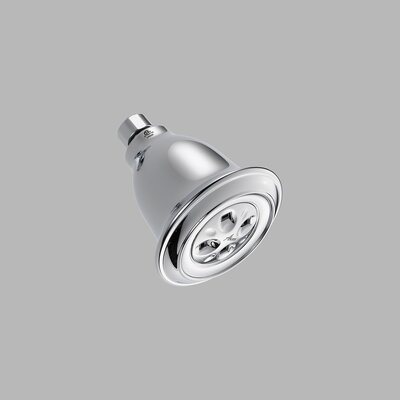 "Delta H2Okinetic 5.5"" Traditional Water-Efficient Volume Showerhead"