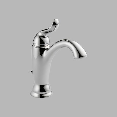 Linden Single Hole Bathroom Faucet with Single Handle - 594-MPU-DST