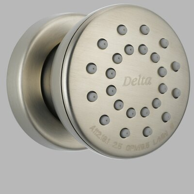 "Delta 2.44"" Body Spray Shower"