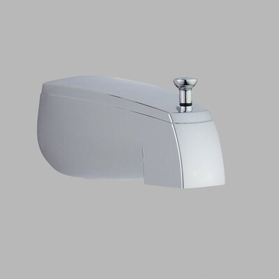 Delta Wall Mount Non-metallic Diverter Tub Spout Trim
