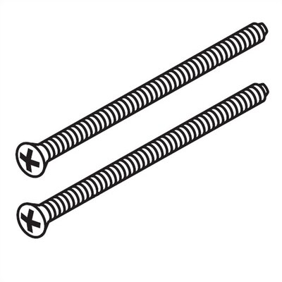 Delta Chrome Escutcheon Screw