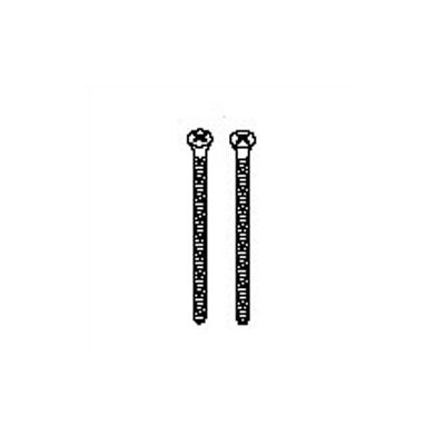 Delta Longer Escutcheon Trim Screws