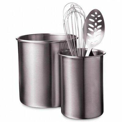 Amco houseworks stainless steel utensil holder amp reviews wayfair