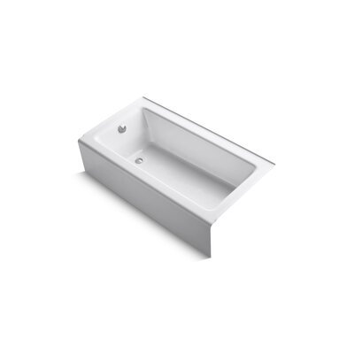 Kohler Archer Integral Apron 60 Quot X 32 Quot Soaking Bathtub