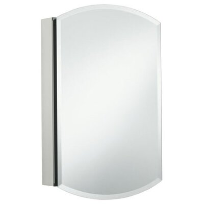 "Kohler Archer 20"" x 31"" Recessed / Surface Mounted Beveled Edge Medicine Cabinet"