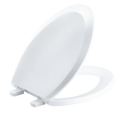 Kohler Lustra Closed-Front Toilet Seat