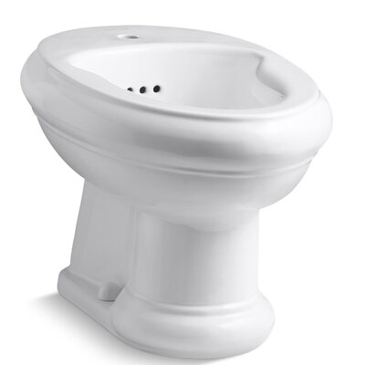 "Kohler Revival 15""  Floor Mount Bidet"