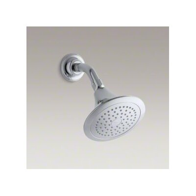Kohler Forté 2.5 GPM Single Function Wall-Mount Showerhead