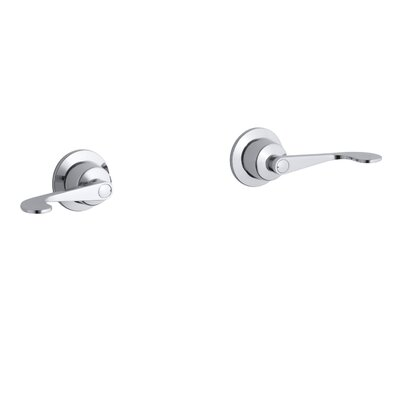 Kohler Triton Two-handle Wall-mount Valve Trim with Wristblade Lever Handles