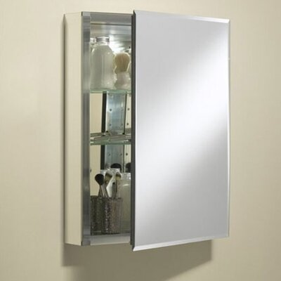 "Kohler 20"" x 26"" Recessed / Surface Mounted Beveled Edge Medicine Cabinet"