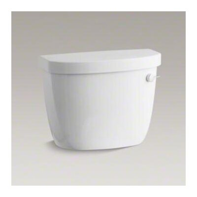 Kohler Cimarron 1.28 Gpf Class Five Toilet Tank with Insuliner Tank Liner and Right-Hand Trip Lever