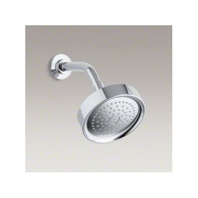 Kohler Purist 2.5 GPM Single-Function Wall-Mount Showerhead with Katalyst Spray