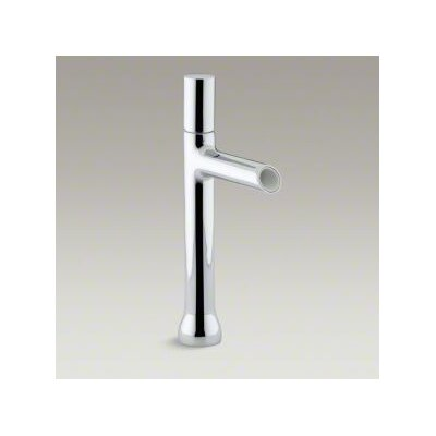 Kohler Toobi Tall Single-Hole Bathroom Faucet with Cylindrical Handle