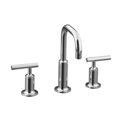 Kohler Purist Widespread Bathroom Faucet with Double Level Handles