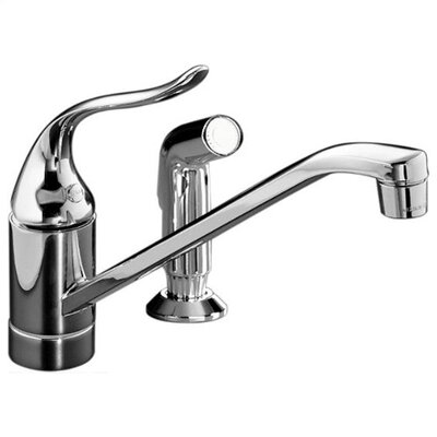 Coralais Single-Control Kitchen Faucet with 8-1/2