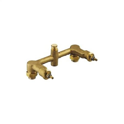 Kohler Ceramic Wall-Mount Two-Handle Valve System