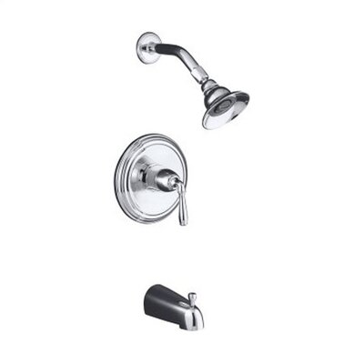 Kohler Devonshire Rite-Temp Tub and Shower Faucet with Lever Handle