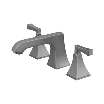 Kohler Memoirs Widespread Bathroom Faucet with Double Lever Handles